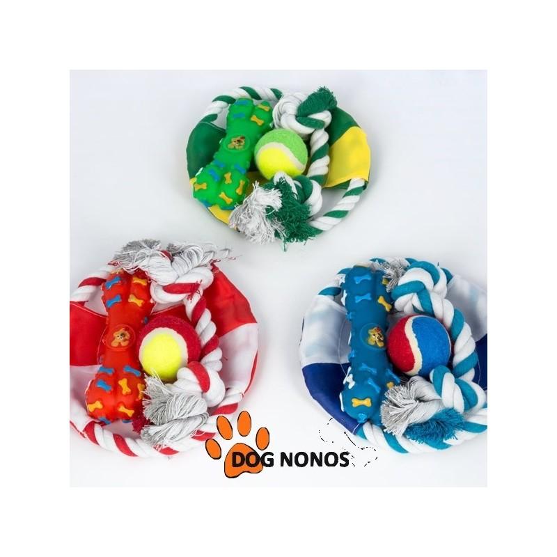 Lot de 4 jouets