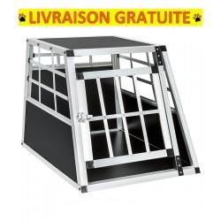 Cage de transport aluminium