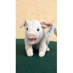 Cochon assis ANIMA 25 cm