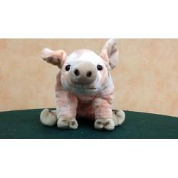 Cochon assis 40 cm