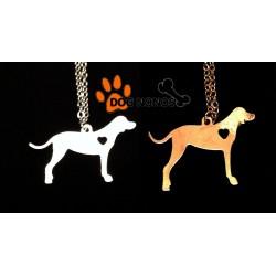 Pendentif Redbone Coonhound