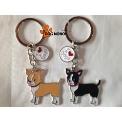 Porte clef Chien Chihuahua