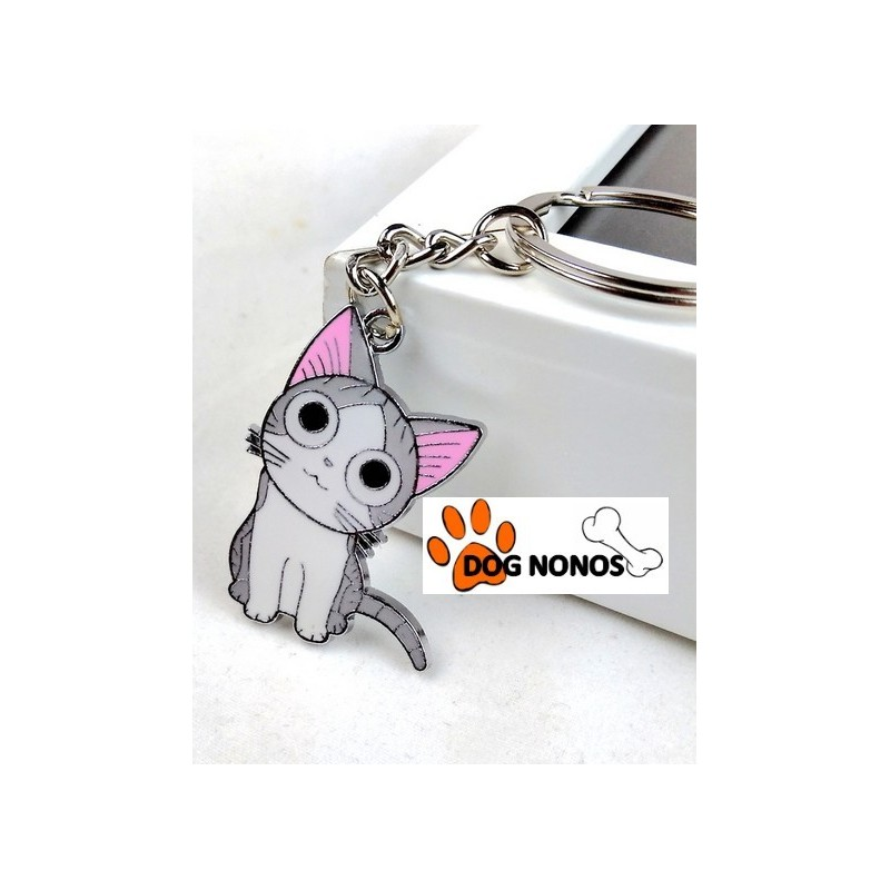 Porte clef Chat