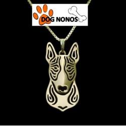 Pendentif 3D Bull Terrier