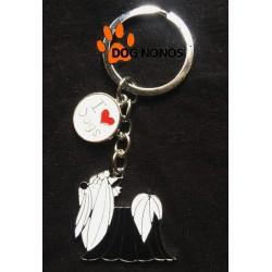 Porte clef Shih Tzu