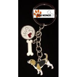 Porte clef Beagle