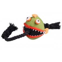 Piranha avec corde