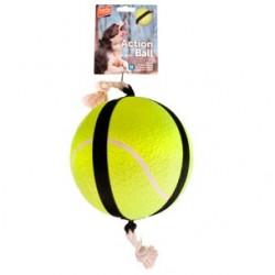 Action ball foot balle Diamètre 19 cm