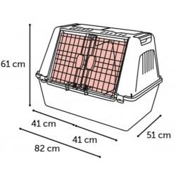 Cage de transport TRIPPER GRIS