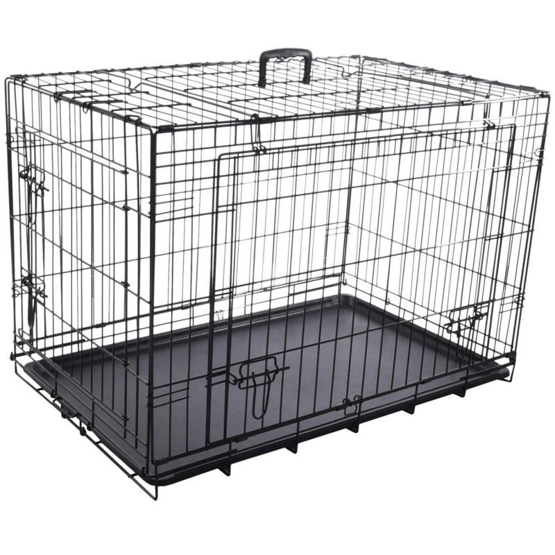 Cage métallique de transport