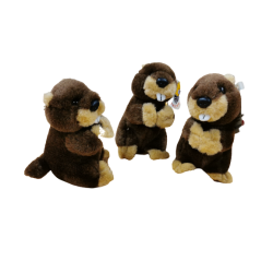 Lot de 3 Marmottes Lascar