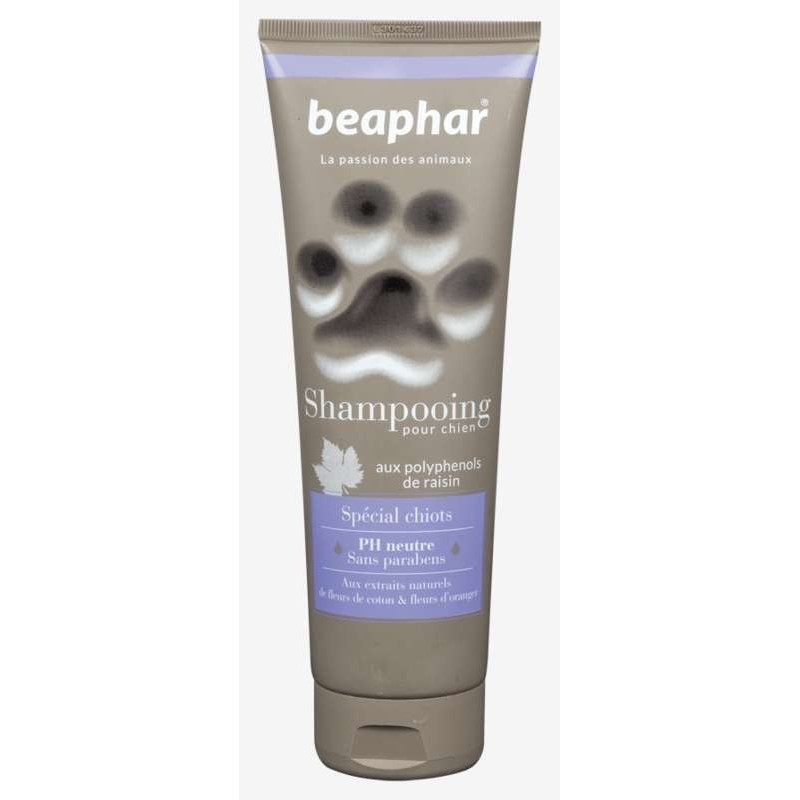 Shampooing spécial chiots 250ML