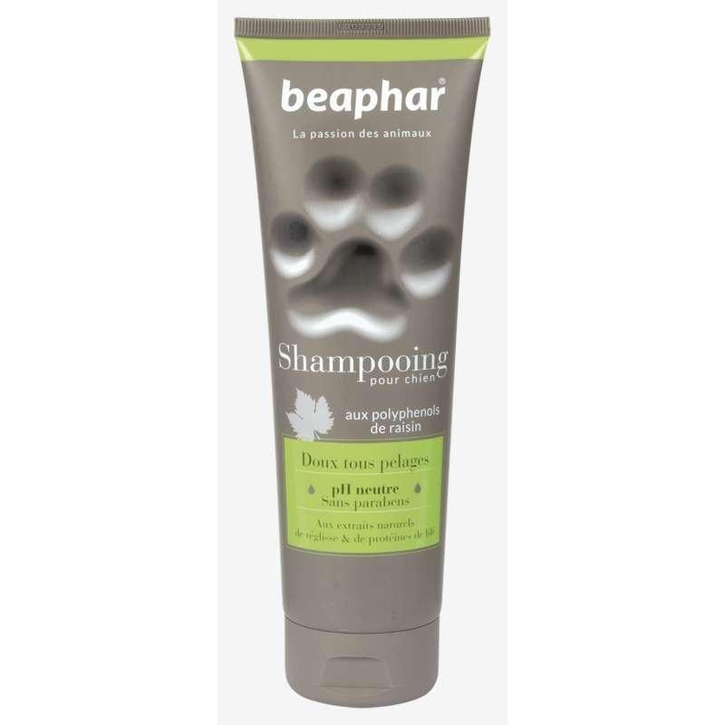 Shampooing doux tous pelages 250ML BEAPHAR
