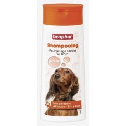 Shampooing pour pelage abricot ou brun 250ml