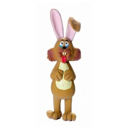 Jouet sonore lapin 23 cm
