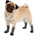 Chaussette chien Noir