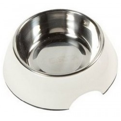 Gamelle en inox pour chat